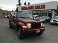 2008 Jeep Liberty 4X4 north editition SUNROOF REMOTE START