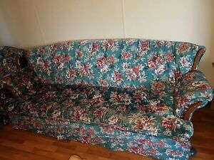 Matching Couch and Chair set for sale in Amherst, Nova Scotia