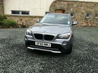 2010 BMW X1 XDRIVE 18D SE GREY. 1 YEARS MOT - OCT 2017