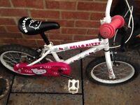 Bikes X 3 girls bike boys bike
