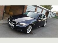 BMW 3 SERIES 320D SE BUSINESS EDITION - FSH/SAT NAV/HEATED SEATS/LEATHER