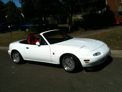 1990 Mazda MX-5 Convertible Fairfield Fairfield Area Preview