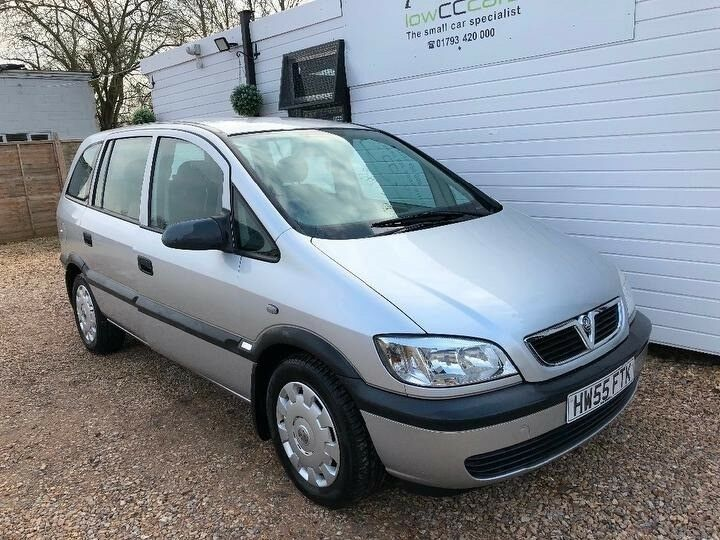 Great Value And Very Versatile 2005 55 Zafira 1.6 Life 7 Seater MPV 91211 Mls...