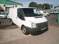 Ford Transit T280 swb Low Roof Van 100ps DIESEL MANUAL WHITE (2013)