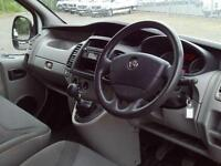 Vauxhall Vivaro 2.0Cdti [115Ps] 9 Seat Combi 2.9T Euro 5 DIESEL MANUAL (2014)