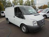 Ford Transit T280 Low Roof Van Tdci 100Ps SWB DIESEL MANUAL WHITE (2013)