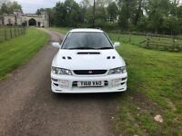 *** RARE *** SUBARU STI VERSION 5 WAGON