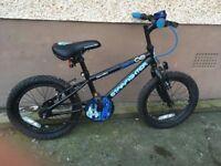 """16"""" wheel boys bike"""