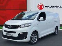2019 Vauxhall Vivaro 1.5 Turbo D 2900 Sportive Panel Van 5dr Diesel Manual L2 H1