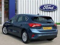 2018 Ford Focus 1.0t Ecoboost Titanium Hatchback 5dr Petrol Manual s/s 125 Ps Ha