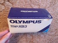 As new Olympus trip camera