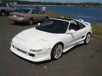 1991 Toyota MR2 3GSTE Turbo for sale