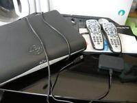 Sky Hd Box & remotes