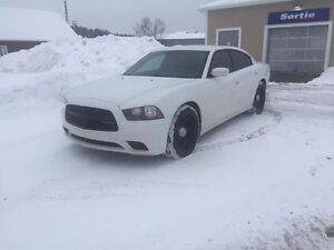 2012 Dodge Charger Police Pack Berline