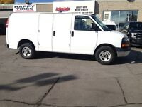 2012 GMC Savana G3500 6.0L chrome,loaded, fin or lease from 4.99