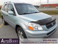 2003 Honda Pilot EX-L *** Certified and E-Tested *** $4,499