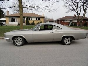 1966 CHEVY IMPALA MUSCLE CAR.. ONLY responding to texts or calls
