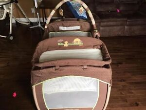 Pack N Play PLAYPEN with Bassinet St. John's Newfoundland image 1