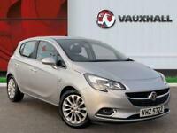 2017 Vauxhall Corsa 1.4i Se Hatchback 5dr Petrol Auto 90 Ps Hatchback PETROL Aut