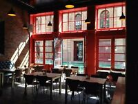 Busy Merchant City Bar Looking For Part Time Commis Chef