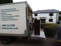 Professional removals / PENN man and van / single item delivery /Flat move with LUKE MAN