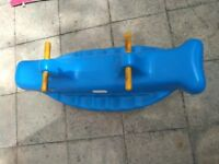 Little Tikes Whale Rocker