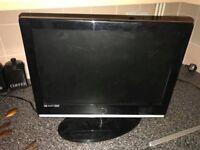 Tv DVD 19 inch player