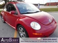2007 Volkswage New Beetle GLS ** Certified & E-Tested *** $7,999