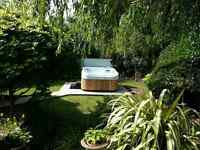 We will remove and recycle your hot tub or spa for free.