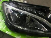 Mercedes benz w205 c class headlight. Osf.