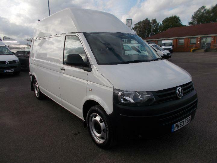 Volkswagen Transporter 2.0 Bitdi 180Ps Startline Van 4Motion High Roof (2013)