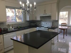 May 1- August 31 Student House for Rent Near McMaster University
