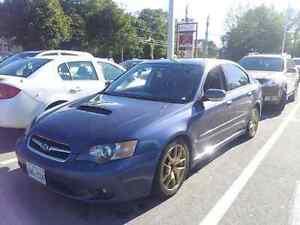 2005 Subaru Legacy GT 2.5l Turbo