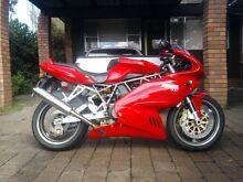 Ducati 900 ss Tamworth Tamworth City Preview