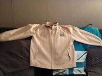 nufc jacket size large