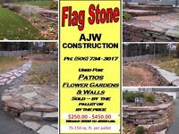LANDSCAPING  ***   FLAGSTONE ***