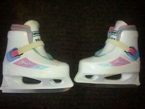 Girl's Sizes 10 and 11 Skates for Sale!
