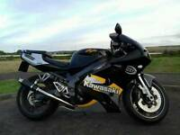 Kawasaki zx7r Ninja 9987 miles
