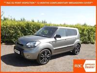 2011 Kia Soul 1.6CRDi 2011MY Tempest DIESEL GREAT SERVICE HISTORY LOW MILEAGE