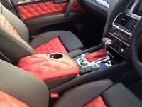 Custom Car Interior Conversions