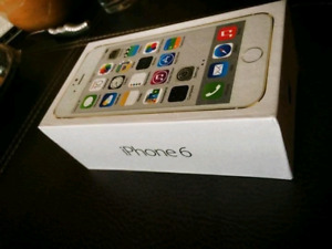 IPHONE 6 BRAND NEW IN BOX FOR SALE $250