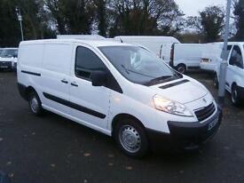 Peugeot Expert L2 1200 1.6 HDI 92bhp H2 Van DIESEL MANUAL WHITE (2013)