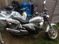 2007 Cf moto 250cc rev and go
