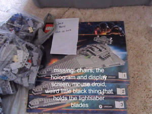 LEGO Star Wars Imperial package
