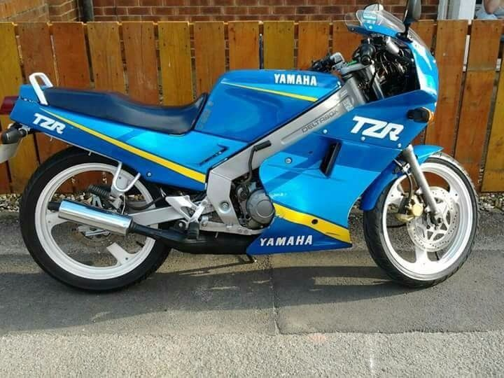 yamaha tzr 125 original in hull east yorkshire gumtree. Black Bedroom Furniture Sets. Home Design Ideas