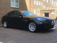 BMW 5 Series 2.0 520d SE Business Edition 4dr ((IMMACULATE+SAT NAV+FULLY LEATHER))