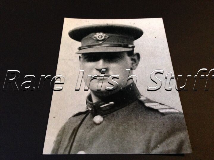 Michael Collins - 1922 Free State In Uniform - Irish Leader Photo Picture