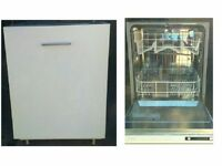 Integrated Lamona Dishwasher, can deliver