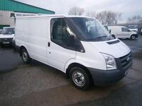 Ford Transit T280 swb Low Roof 85ps DIESEL MANUAL WHITE (2011)