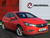 2017 Vauxhall Astra 1.4i Turbo Sri Hatchback 5dr Petrol Auto s/s 150 Ps Hatchbac